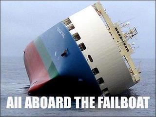 failboat is full of fail